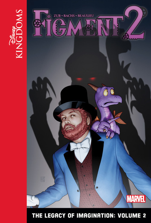 Cover: Figment 2: The Legacy of Imagination: Volume 2