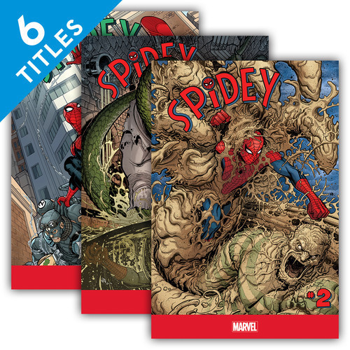 Cover: Spidey Set 1