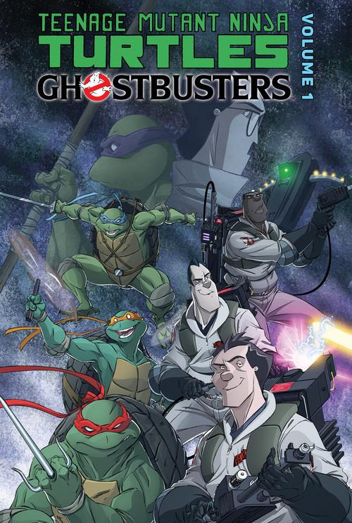 Cover: Teenage Mutant Ninja Turtles/Ghostbusters: Volume 1