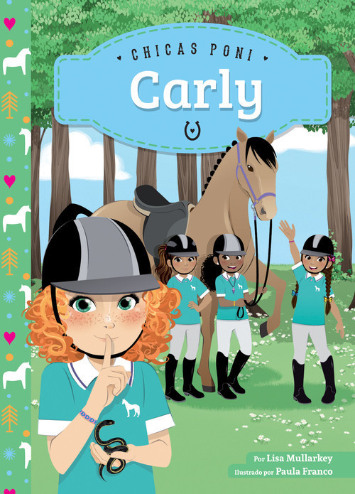 Cover: Carly