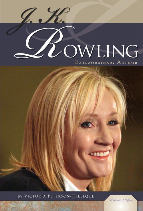Cover: J. K. Rowling: Extraordinary Author