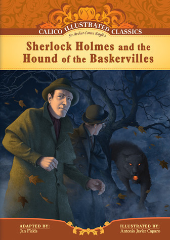 Cover: Sherlock Holmes and the Hound of Baskervilles