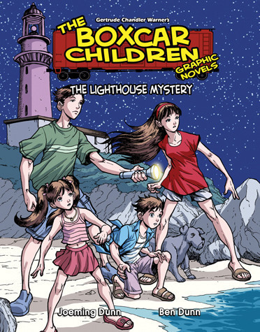 Cover: Book 14: The Lighthouse Mystery