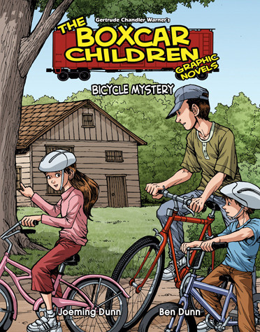Cover: Book 17: Bicycle Mystery