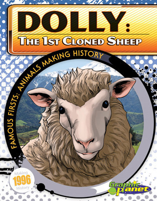 Cover: Dolly: 1st Cloned Sheep