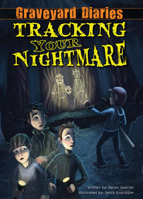 Cover: Tracking Your Nightmare: Book 1