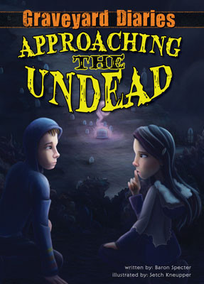 Cover: Approaching the Undead: Book 2