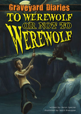 Cover: To Werewolf or Not to Werewolf: Book 4