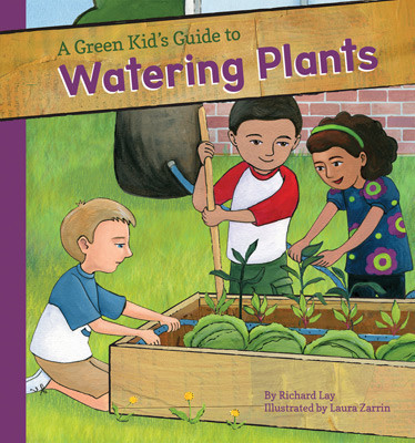 Cover: Green Kid's Guide to Watering Plants