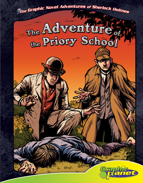 Cover: Adventure of the Priory School