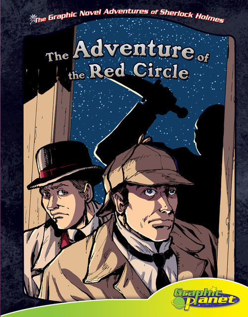 Cover: Adventure of the Red Circle