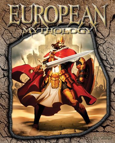 Cover: European Mythology