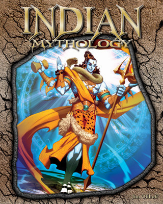 Cover: Indian Mythology