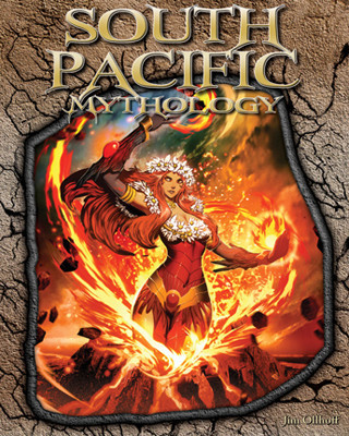 Cover: South Pacific Mythology