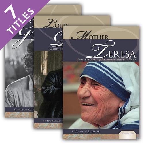 Cover: Essential Lives Set 6