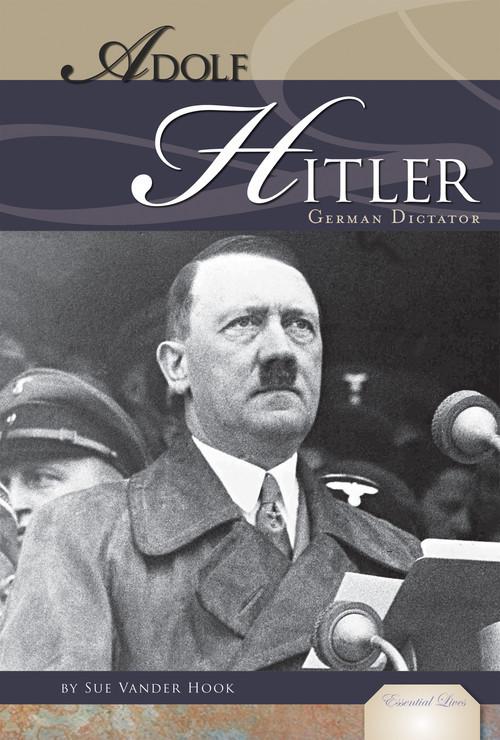 Cover: Adolf Hitler: German Dictator