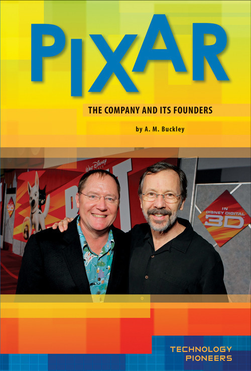 Cover: Pixar: Company and Its Founders