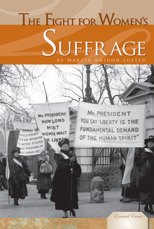 Cover: Fight for Women's Suffrage