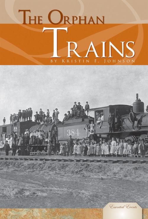 Cover: Orphan Trains