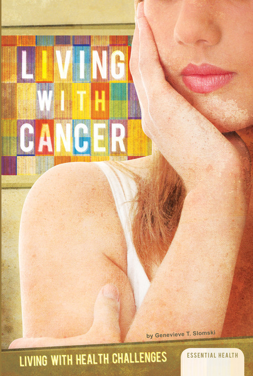 Cover: Living with Cancer
