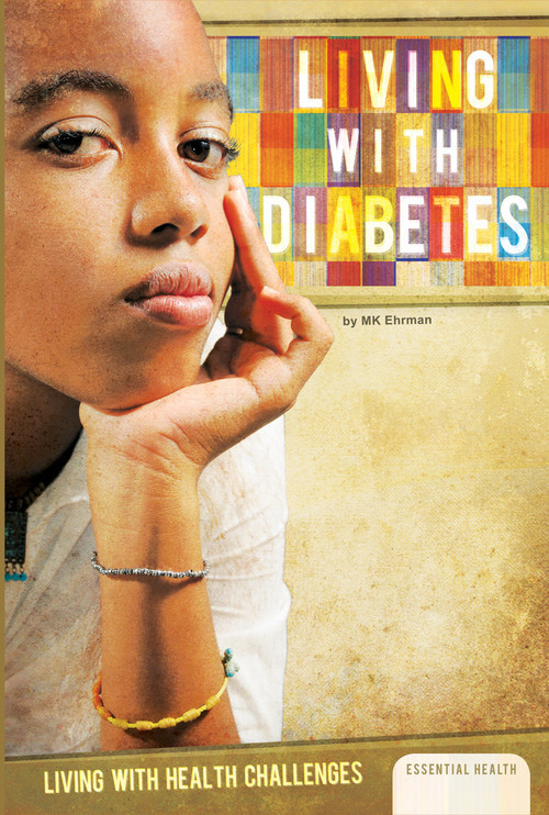 Cover: Living with Diabetes