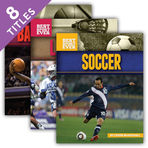 Cover: Best Sport Ever