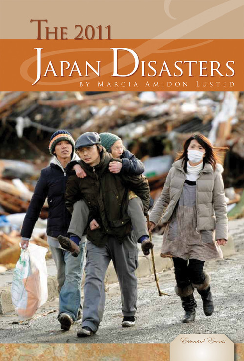 Cover: 2011 Japan Disasters