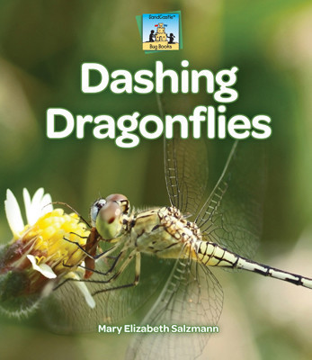 Cover: Dashing Dragonflies