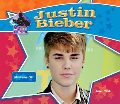 Cover: Justin Bieber: Pop Music Superstar
