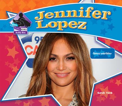 Cover: Jennifer Lopez: Famous Entertainer