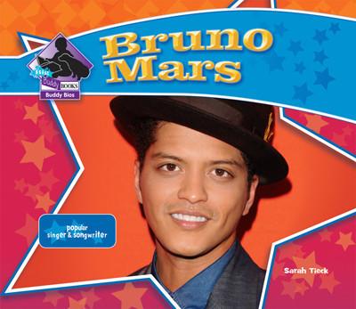 Cover: Bruno Mars: Popular Singer & Songwriter