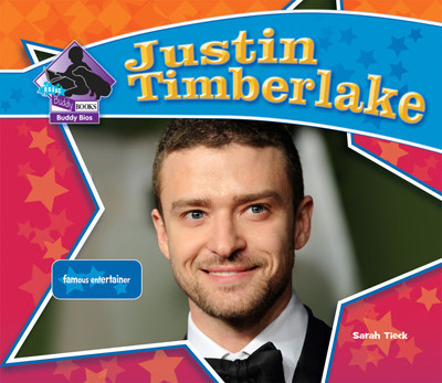 Cover: Justin Timberlake: Famous Entertainer