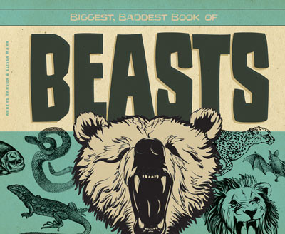 Cover: Biggest, Baddest Book of Beasts