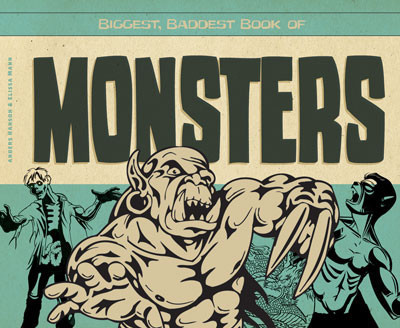 Cover: Biggest, Baddest Book of Monsters