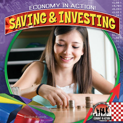 Cover: Saving and Investing