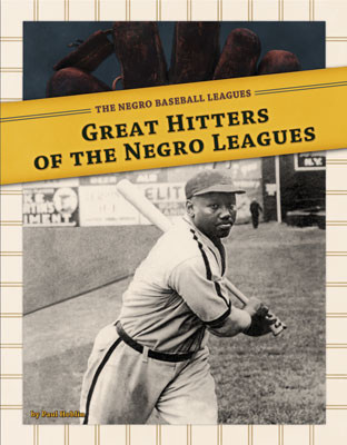 Cover: Great Hitters of the Negro Leagues