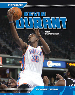 Cover: Kevin Durant: NBA Superstar