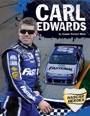 Cover: Carl Edwards
