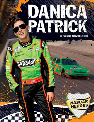 Cover: Danica Patrick