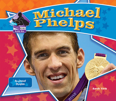 Cover: Michael Phelps: The Greatest Olympian