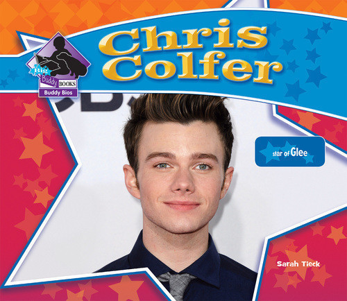 Cover: Chris Colfer: Star of Glee