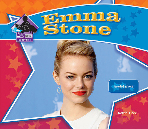 Cover: Emma Stone: Talented Actress
