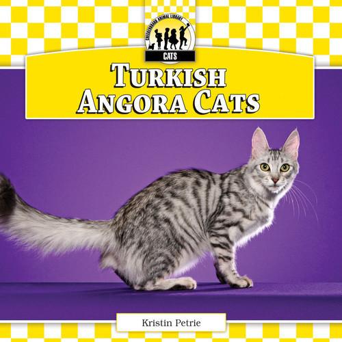 Cover: Turkish Angora Cats