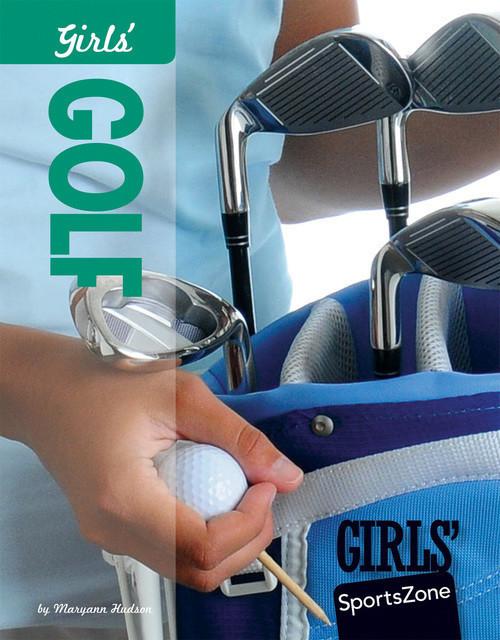 Cover: Girls' Golf