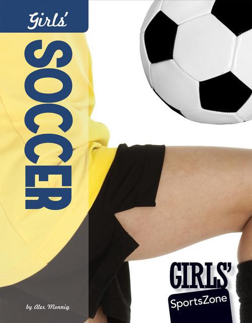 Cover: Girls' Soccer
