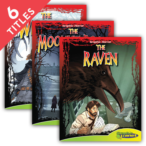 Cover: Graphic Horror Set 3