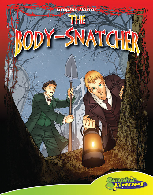 Cover: Body-snatcher