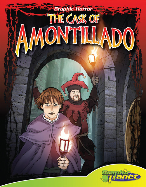 Cover: Cask of Amontillado