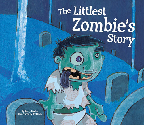 Cover: Littlest Zombie's Story