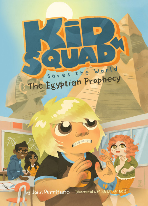 Cover: Egyptian Prophecy